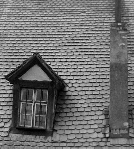 Kursberg Fenster sw